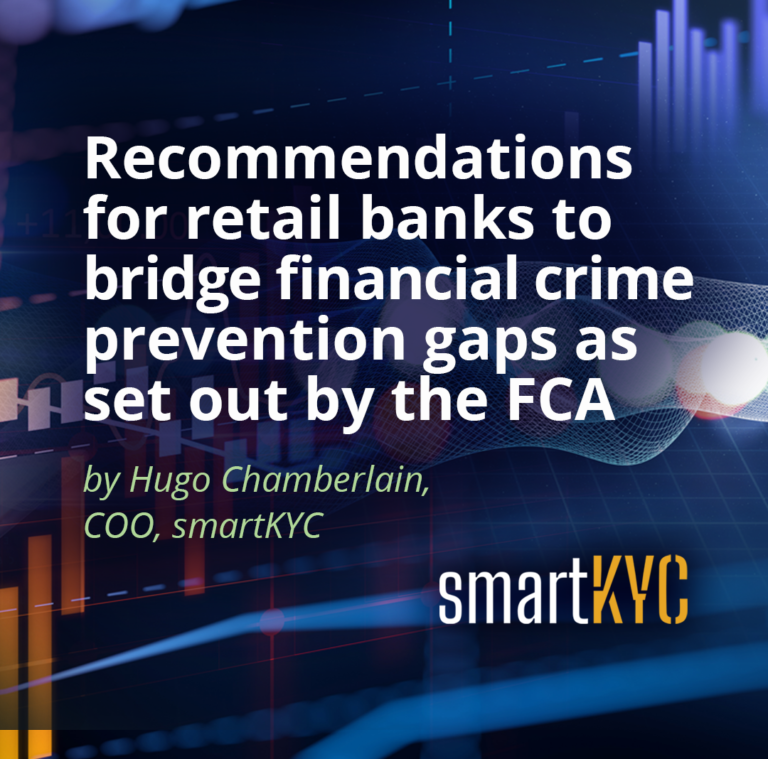 Gaps in financial crime systems